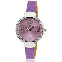 Killer Purple  Dial Watch For Women KLW236D