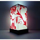 Red Standing Lamp /kandil,Diwali Lamp Diwali Lantern
