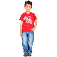 Perky Quest Red Tshirt