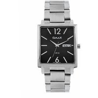 Omax Stainless Steel Men Watch (SS389)