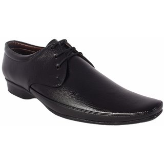 Nynty Nyn LFI-1907 Mens Black Formal Shoe