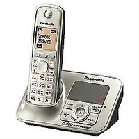 Panasonic KX-TG 3721 Cordless Phone With Digital Answering System & Caller ID