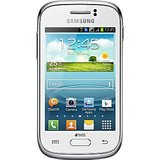 Samsung Galaxy Young S6312 (White)