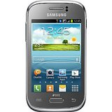 Samsung Galaxy Young S6312 (Metallic Silver)