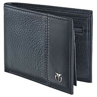 Titan Tw109Lm1Bk Men's Leather Wallets Black