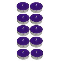 Scented Purple Tealight T-Lite Candles Smokeless Candle For Diwali Birthday Party Gift Christmas Candle Lighting Lamp Pack Of 80