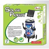 Annie Solar Robot (Multicolor)