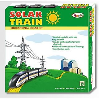 Annie Solar Train (Multicolor)