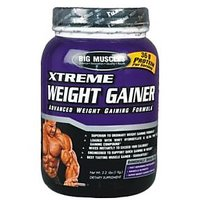 Big Muscle Xtreme Weight Gainer (1Kg) Chocolate