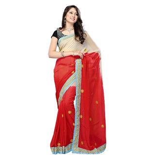 Modernistic Bollywood Star Madhuri Dixsit Saree