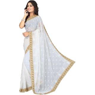Shapely Deepika Padukone Fancy and stylish saree, Stylish Designer Saree.