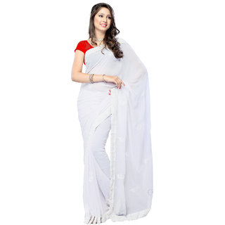 Pleasing Jai Ho Deszi Shah Saree