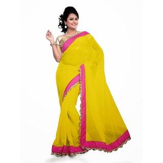 Snazzy Bollywood Saree, Designer Saree, Facny Saree