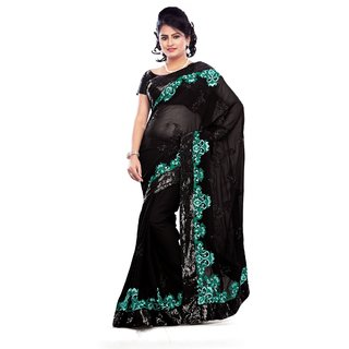 Sublime Akshara Bollywood Saree, Designer Saree, Facny Saree