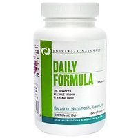 Universal Nutrition Daily Formula (100Tabs)