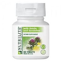 Amway Milk Thistle With Dandelion (60 Tabs)