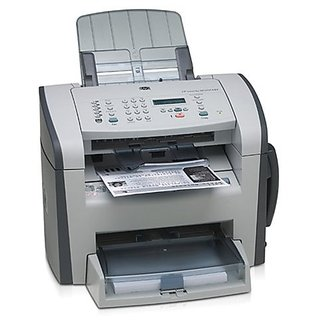HP LaserJet M1319f Multifunction Mono Printer