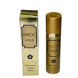 HAVOC GOLD PERFUME SPRAY BY MARY QUANT.FOR MEN GENTS Td-343
