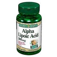 Natures Bounty Alpha Lipoic Acid (30Caps)