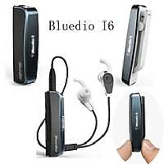 Bluedio i6 Clip-On Bluetooth4.1 stereo headphones wireless headset/Earbuds