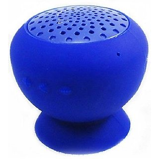 Ducasso-Mushroom-Bluetooth-Speaker-DM7740BT-Blue