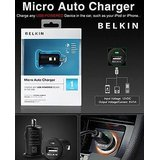 UNIVERSAL BELKIN USB CAR CHARGER FOR MOBILES MP3 MP4 PLAYERS IPHONE, IPOD, PDA