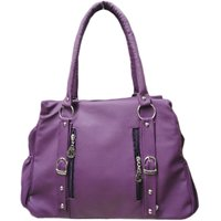 Women Purple Shoulder Bag