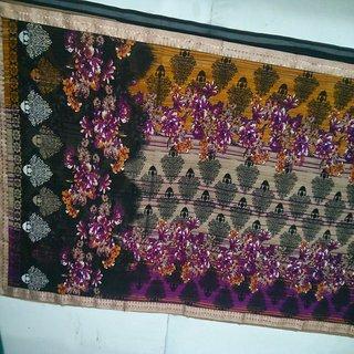 Indian Designer Ethnic Professional Cultural Party Wear Saree Sari 151