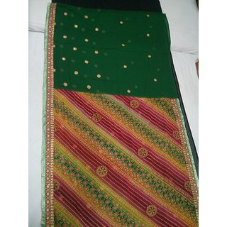 Indian Designer Ethnic Professional Cultural Party Wear Saree Sari 154