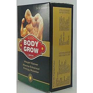 BODY GROW CAPSULE - PACK OF 60 CAP