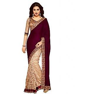 look n Shop designer saree