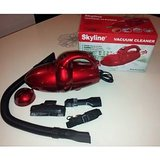 Skyline Handheld Portable Car Home 1000W Super Suction Vaccum Cleaner (VI-1010)