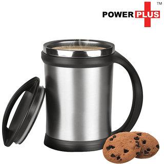 Power Plus Vacuumized travel mug - H36