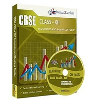 Average2excellent Class 12 Business Studies And Economics Study Pack (CD)