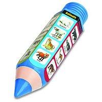 Pencil-Shaped Pencil Box - Animals For Kids By Buddyz