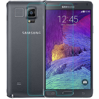 Tempered glass for Samsung Note4  screen protector