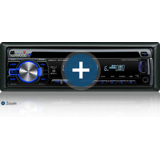 Kenwood KDC-MP543U Car Stereo With USB/AUX/AM-FM & CD Receiver