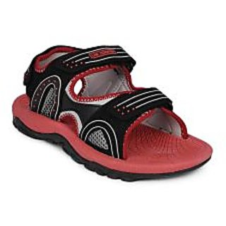 Lee Cooper Men Gents Black Sandals SIZE-8  TD-2440