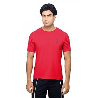 SPYKAR Men Gents Red Crew Neck Innerwear T-shirt SIZE L TD-2709