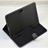 "LEATHER FLIP COVER & STAND FOR HCL ME X1 TAB TABLET 7"" TABLET CARRY CASE"