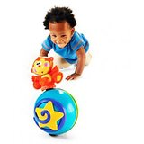 Fisher-Price Crawl Along Musical Ball