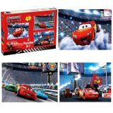 Frank Cars 3 In 1 Disney Puzzle