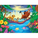 Frank The Lion King 108 Pc Disney Puzzle