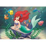 Frank The Little Mermaid 60 Pc Disney Puzzle