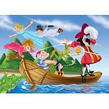 Frank Peter Pan 60 Pc Disney Puzzle