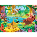 Frank The Lion King 60 Pc Disney Puzzle