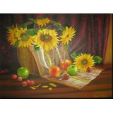 Oil Painting - Oil On Canvas