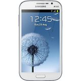 Samsung Galaxy Grand Duos I9082 (Elegant White) with 2 Flip Covers