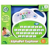 Leap Frog Scout Phonics Alphapet Explorer