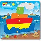 Skilofun Theme Puzzle Standard Knobs Ship Tps 9